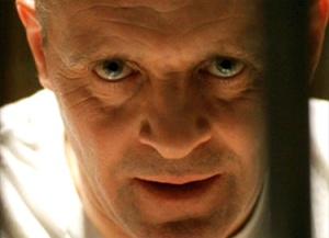 O Doutor Hannibal Lecter é um homem de personalidade e maneirismos... peculiares.