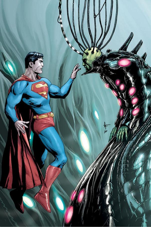 """Superman: """"Meu Deus! Sua coluna tá uma merda""""."""