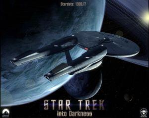 USS Enterprato... quer dizer... Enterprise!